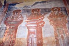 Os Stylites murais fotos de stock royalty free