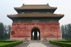 Os túmulos de Ming Fotos de Stock