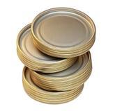 Os tamp?es para a conserva? Imagens de Stock Royalty Free