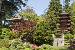 Os templos budistas fotos de stock royalty free