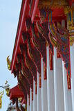 Os templos os mais bonitos em Tailândia Imagens de Stock Royalty Free