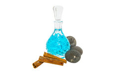 Os termas Aromatheraphy ajustaram II Imagem de Stock Royalty Free