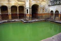 Os termas do banho molham a paisagem Imagem de Stock Royalty Free
