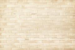 Os testes padrões sem emenda do bambu da natureza tecem a textura para o fundo imagem de stock royalty free