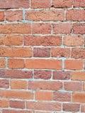 Os tijolos da parede de uma casa velha imagem de stock royalty free