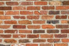 Os tijolos fecham-se acima Imagem de Stock Royalty Free