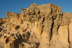 Os tubos da pedra calcária ajardinam no cabo Bridgewater, Austrália Fotos de Stock Royalty Free