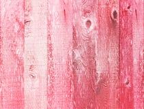 Os Valentim afligiram a textura da madeira de Grunge do vintage Fotos de Stock