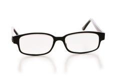 Os vidros óticos isolaram-se imagem de stock