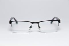 Os vidros dos homens Foto de Stock