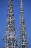 Os watts elevam-se 20o aniversário dos 1965 motins, Los Angeles, Califórnia Fotos de Stock Royalty Free