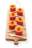 Os yorks dos ovos rosqueiam, fios de ovos, somen do keiran, tanga do foi Imagens de Stock