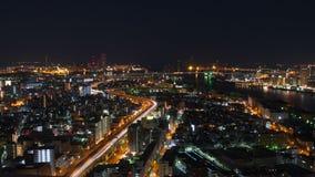 Osaka Bay Immagini Stock