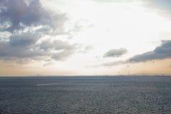 Osaka Bay Stockfotografie
