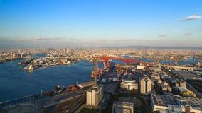 Osaka Bay Immagine Stock Libera da Diritti