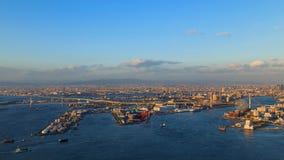 Osaka Bay images libres de droits