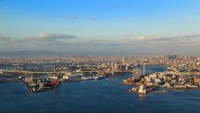 Osaka Bay photographie stock