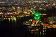 Osaka Bay image libre de droits
