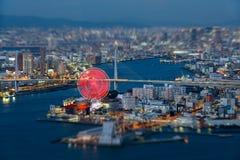 Osaka Bay Fotos de Stock Royalty Free