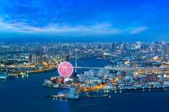 Osaka Bay Imagem de Stock Royalty Free