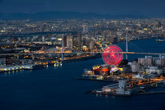 Osaka bay Royalty Free Stock Images
