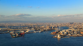 Osaka Bay Stock Photography