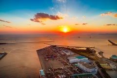 Osaka Bay Stock Photos