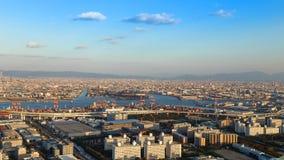Osaka Bay Stock Image