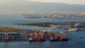Osaka Bay Stock Images