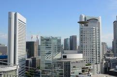 Osaka Buildings Stock Images