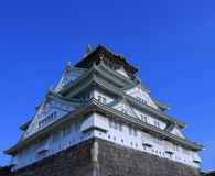Osaka Castel Royalty Free Stock Photography
