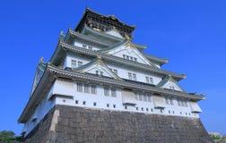 Osaka Castel Stock Photo