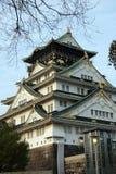 Osaka Castle. Osaka Jo (castle) in Osaka, Japan Royalty Free Stock Photography