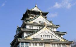 Osaka Castle Fotografia de Stock
