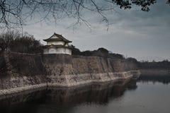 Osaka Castle Stockbild