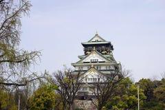 Osaka Castle Stockbilder