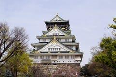 Osaka Castle Lizenzfreies Stockbild