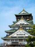 Osaka Castle Photographie stock