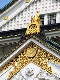 Osaka Castle Photos libres de droits