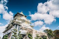 Osaka Castle Lizenzfreie Stockbilder