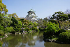 Osaka Castle Imagem de Stock