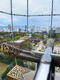 Osaka Castle Fotografía de archivo