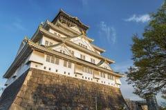 Osaka Castle stock afbeeldingen