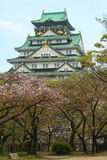 Osaka Castle Stockbild