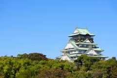 Osaka Castle Foto de Stock