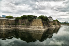 Osaka Castle Immagine Stock