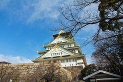 Osaka Castle images libres de droits