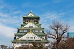 Osaka Castle Immagine Stock