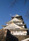 Osaka Castle Immagini Stock