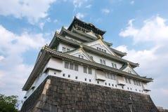 Osaka Castle imagen de archivo